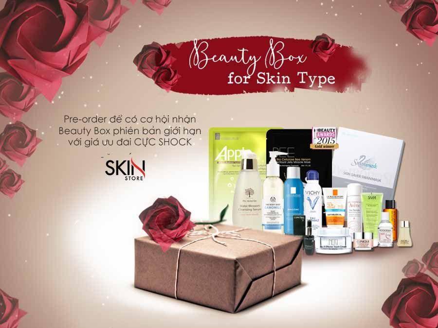 Nhiều chương trình khuyến mãi hấp dẫn trên Skin Store