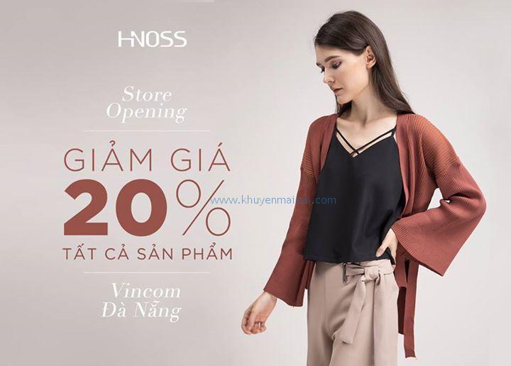 Chương trình khuyến mãi cửa hàng mới ở Đà Nẵng