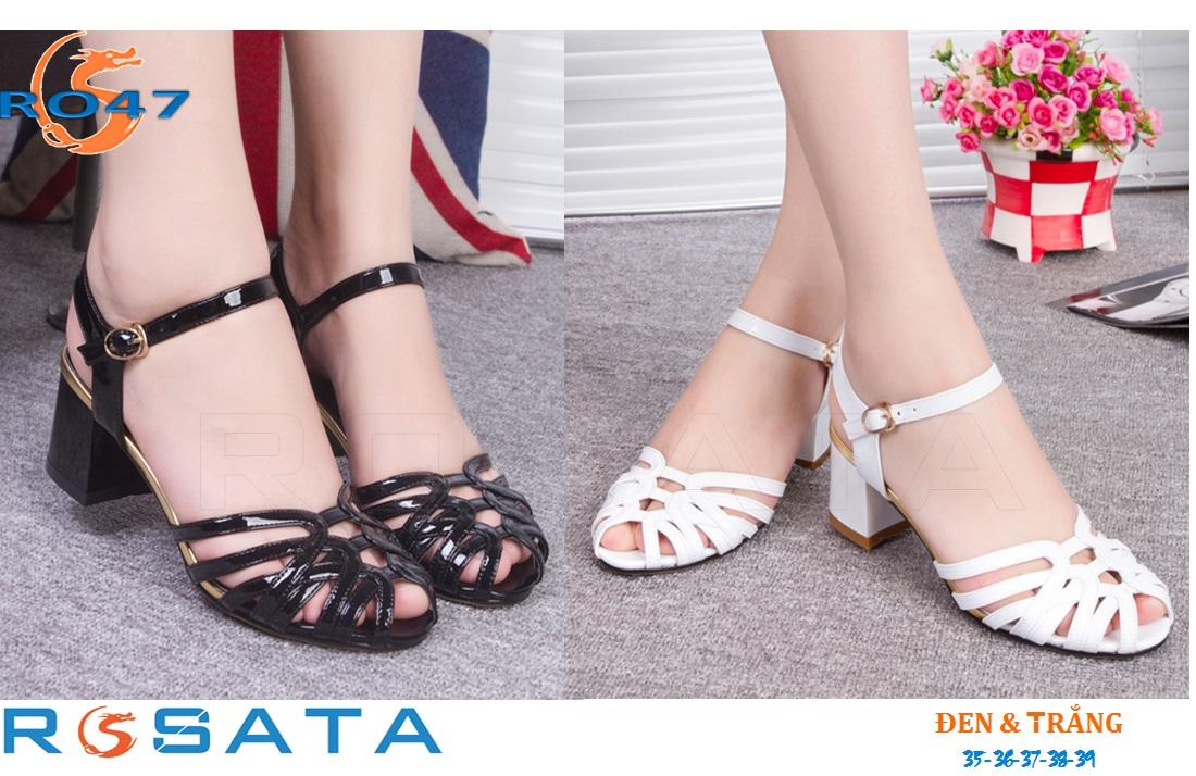 Các sản phẩm giầy cao gót Rosata được rất nhiều chị em ưa chuộng